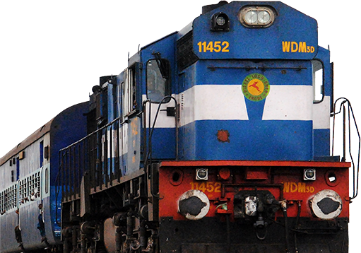 Dead Body Train Transport Services