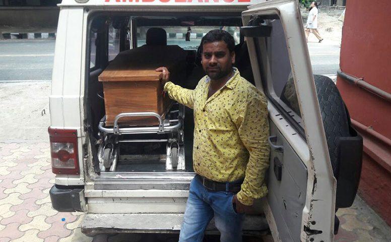 dead-body-road-transport